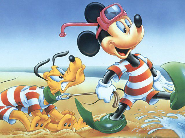 Vorschau Free Walt Disney Screensaver - Bild 1