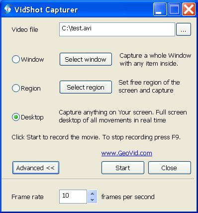 Vorschau VidShot Capturer - Bild 1