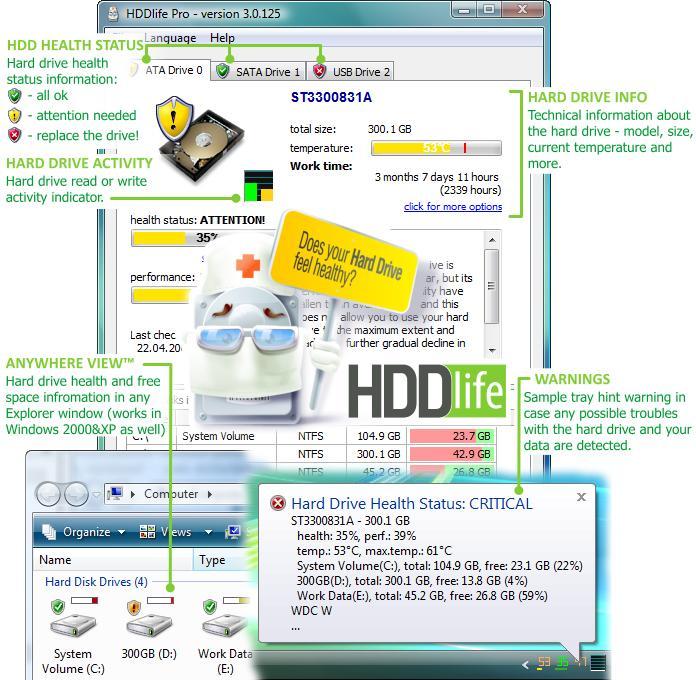 Vorschau HDDlife - Bild 1