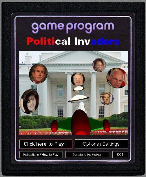 Vorschau Political Invaders - Bild 1
