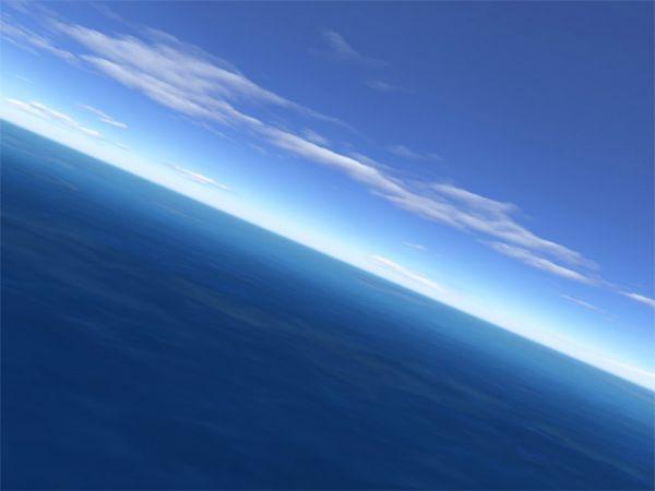 Vorschau Flight over sea - Bild 1