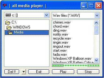 Vorschau Wav Player - Bild 1