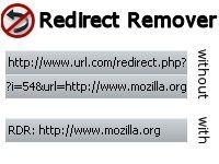 Vorschau Redirect Remover - Bild 1