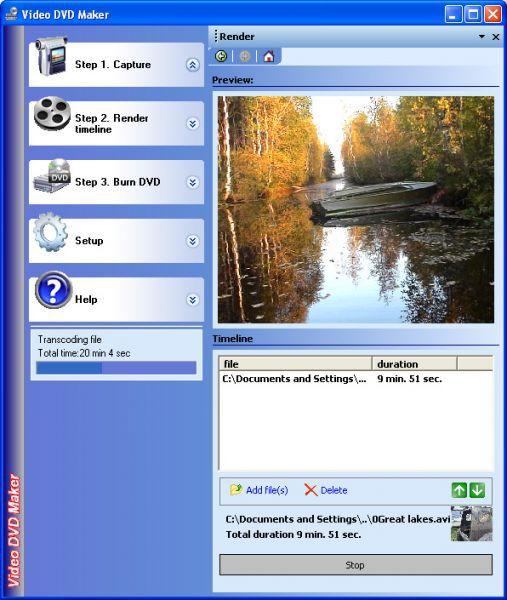 Vorschau Video DVD Maker FREE - Bild 1