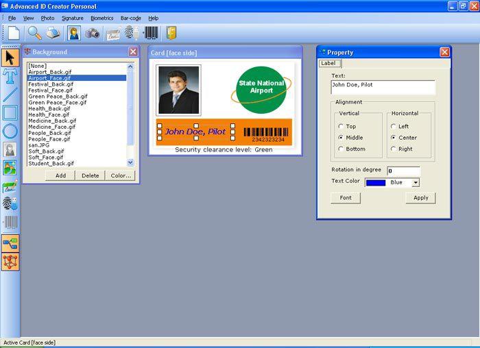 Vorschau Advanced ID Creator Personal - Bild 1