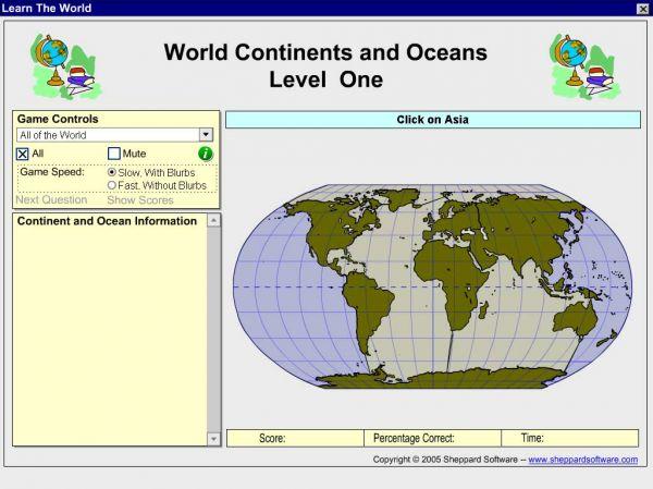 Vorschau World Geography Games - Bild 1