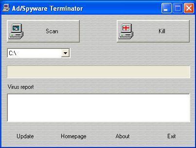 Vorschau Ad Spyware Terminator - Bild 1