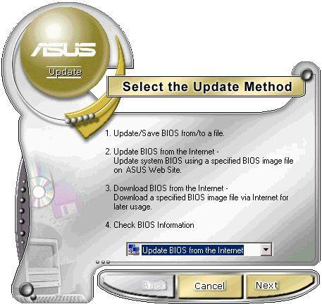Vorschau ASUS Update Utility - Bild 1