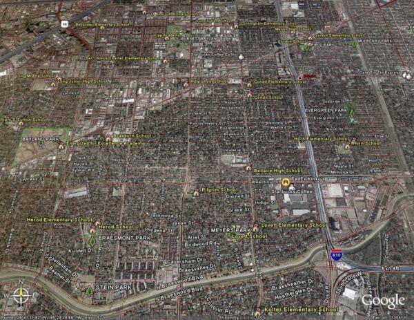Vorschau Google Earth for Mac OS X - Bild 1