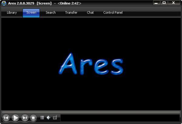Vorschau Ares Galaxy P2P Plus - Bild 1