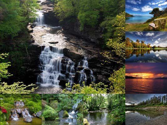 Vorschau Living Waterfalls Oceans and Rivers - Bild 1
