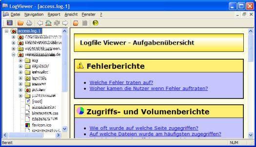 Vorschau LogViewer - Bild 1
