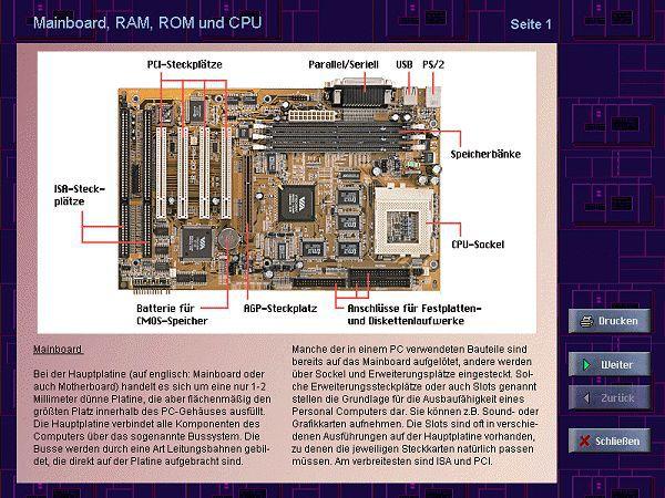 Vorschau PC-Grundlagen Quiz - Bild 1