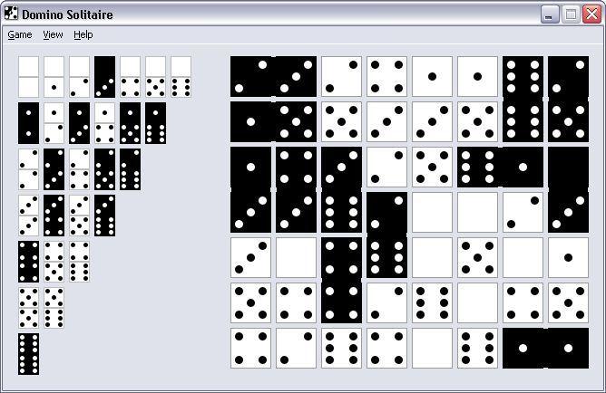 Vorschau Domino Solitaire - Bild 1