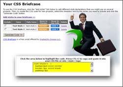 Vorschau CSS Briefcase - Bild 1