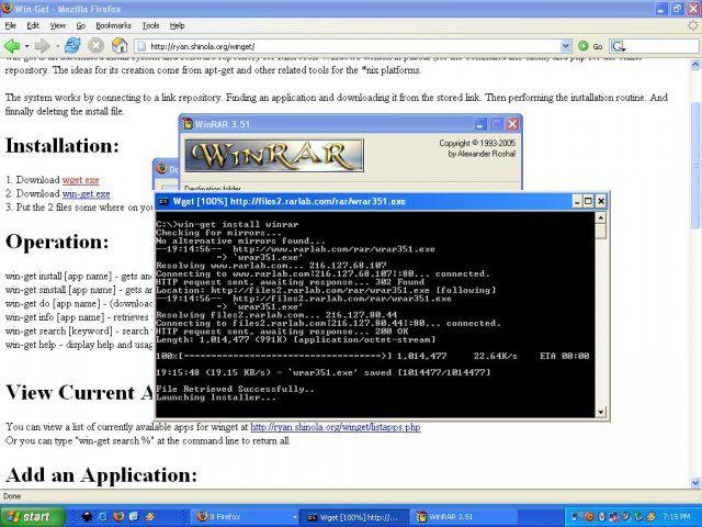 Vorschau windows-get - Bild 1