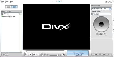 Vorschau DivX Play Bundle -incl. DivX Player- - Bild 1