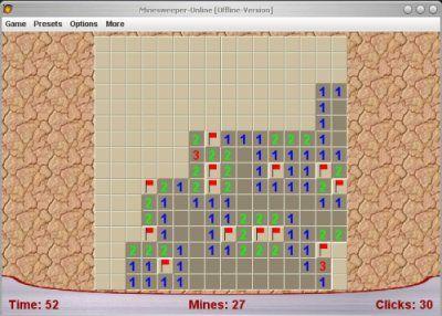 Vorschau Minesweeper-Online - Bild 1