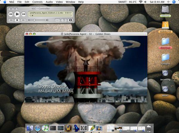 Vorschau VLC VideoLAN for Mac OS X - Bild 1