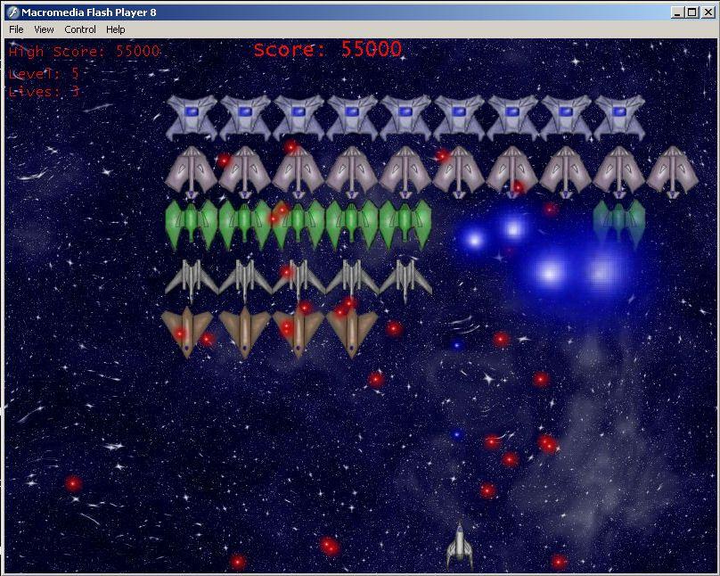 Vorschau Space Alien Invaders - Bild 1