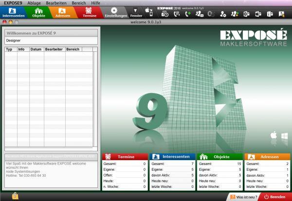 Vorschau EXPOSE 8  Maklersoftware - Bild 1