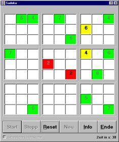 Vorschau sudoku - Bild 1
