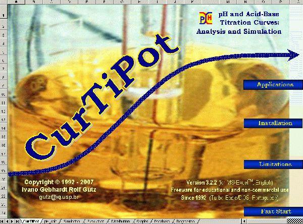 Vorschau CurTiPot Acid-Base pH and Titration - Bild 1
