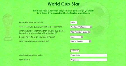 Vorschau World Cup Star - Bild 1