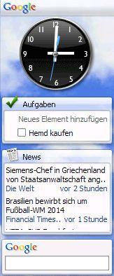 Vorschau Google Desktop - Bild 1