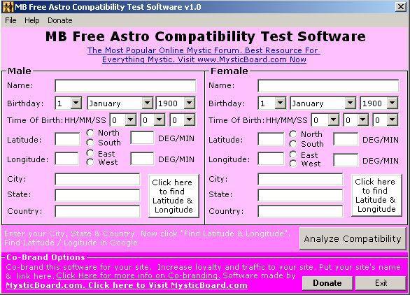 Vorschau MB Astro Compatibility Test Software - Bild 1