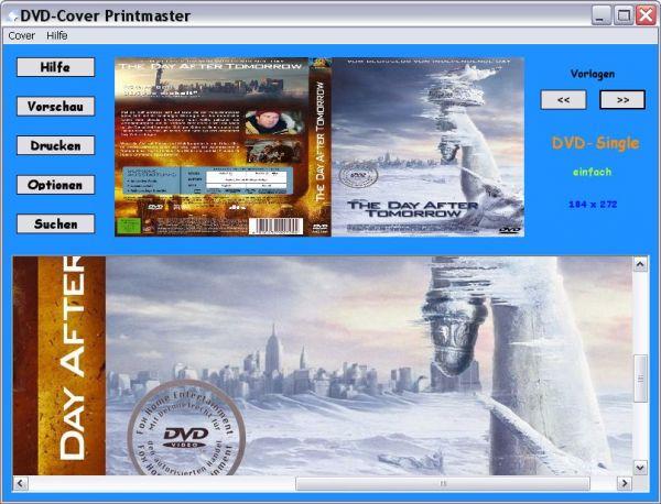 Vorschau DVD-cover Printmaster - Bild 1
