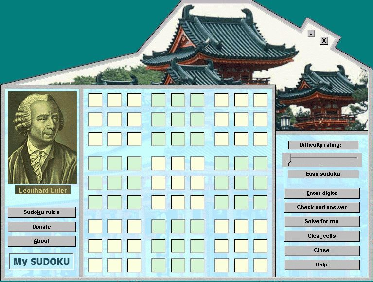 Vorschau My SUDOKU - Bild 1