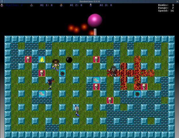 Vorschau BomberClone - Bild 1