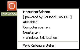 Vorschau Windows Exit XP - Bild 1