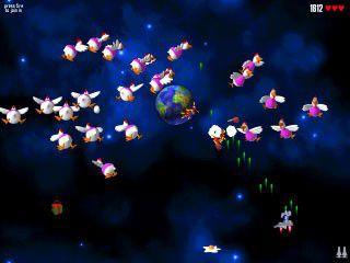 Vorschau Chicken Invaders - Bild 1