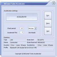 Vorschau BitComet Turbo Accelerator - Bild 1