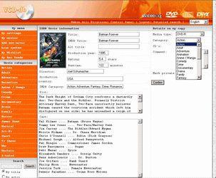 Vorschau VCD-db - Bild 1