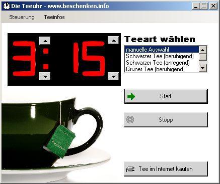 Vorschau Die Teeuhr - Bild 1