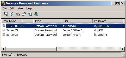 Vorschau Network Password Recovery - Bild 1
