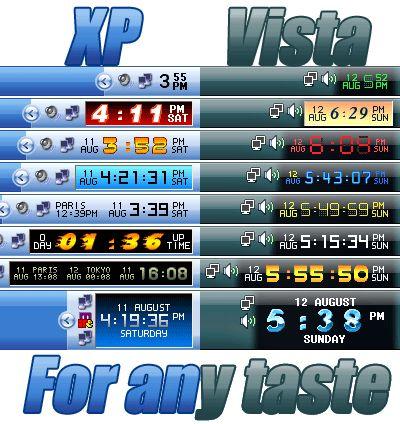 Vorschau Free Desktop Clock - Bild 1