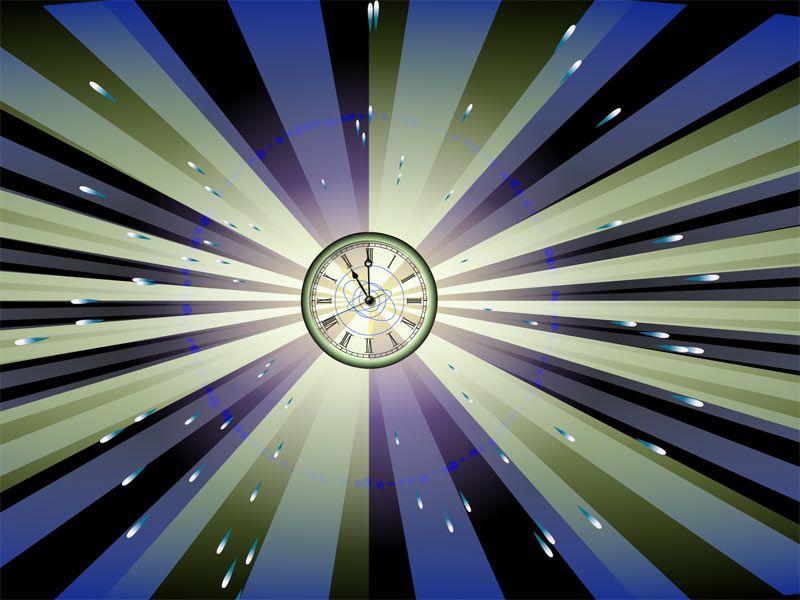 Vorschau Atomic Clock ScreenSaver - Bild 1