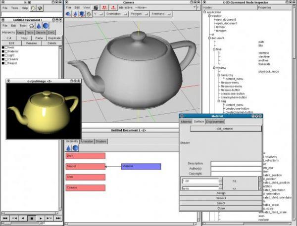 Vorschau K-3D - Bild 1