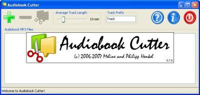 Vorschau Audiobook Cutter - Bild 1