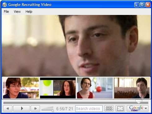 Vorschau Google Video Player - Bild 1