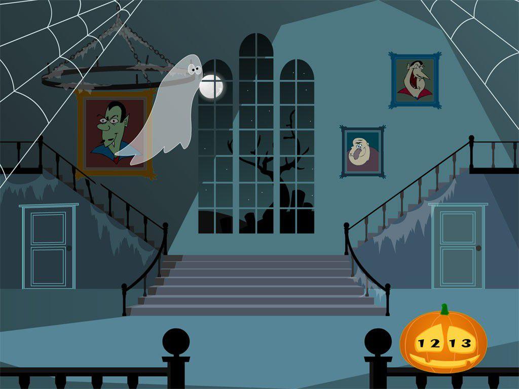 Vorschau Halloween Clock ScreenSaver - Bild 1