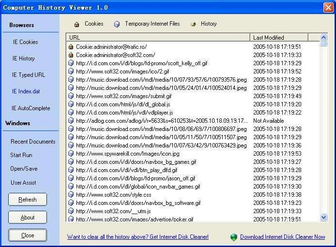 Vorschau Computer History Viewer - Bild 1