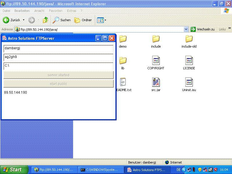 Vorschau FTPSuite - Bild 1