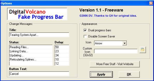 Vorschau Fake Progress Bar - Bild 1