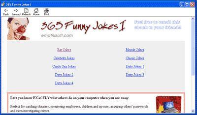 Vorschau 365 Funny Jokes I 2007 - Bild 1