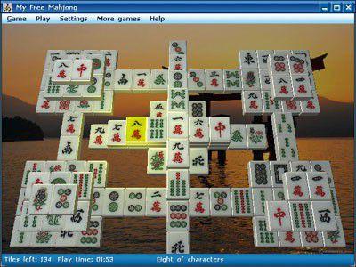 Vorschau My Free Mahjong - Bild 1